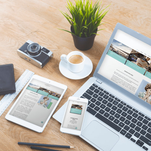 Diseño web para restaurantes y cafeterias en Marbella