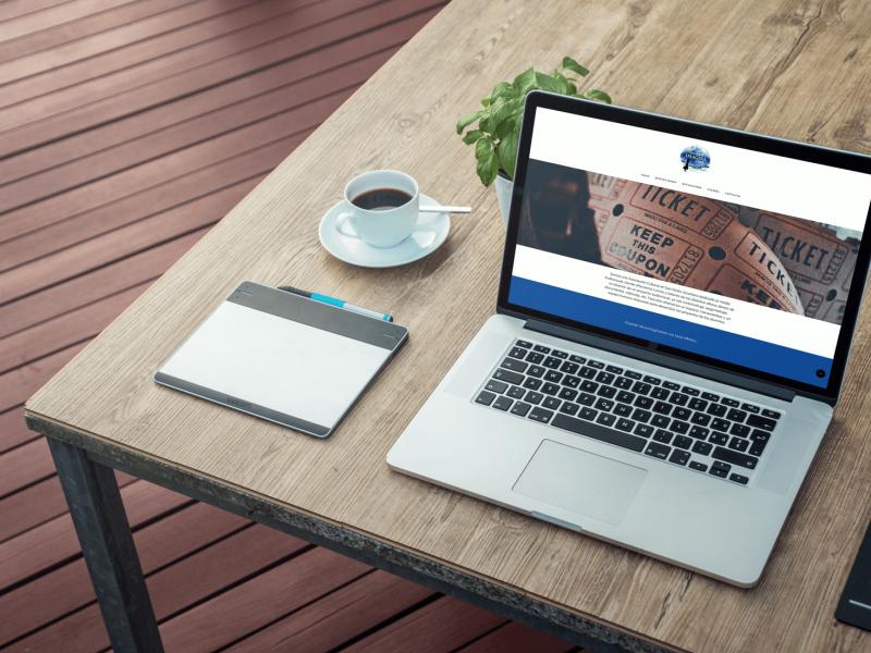 Diseño web asociacion Marbella Imagina Cine